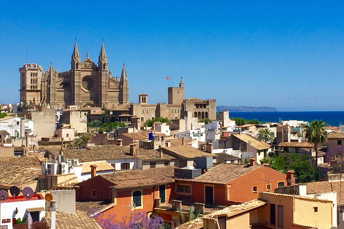 Palma Guide - Above Houses