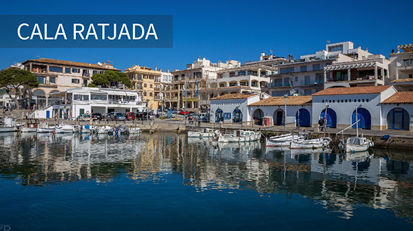 Harbours in Mallorca