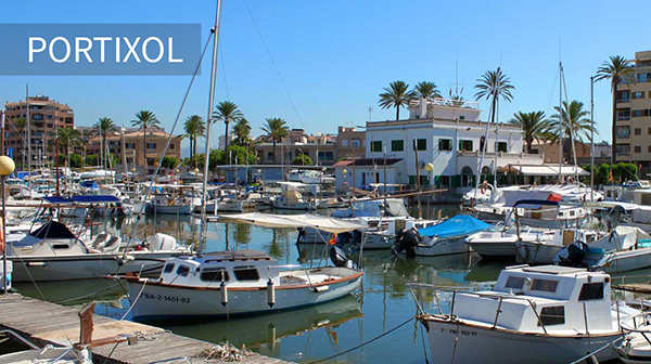 Portixol Harbour - Things To Do In Mallorca