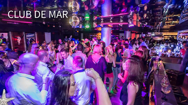 Nightclub palma mallorca