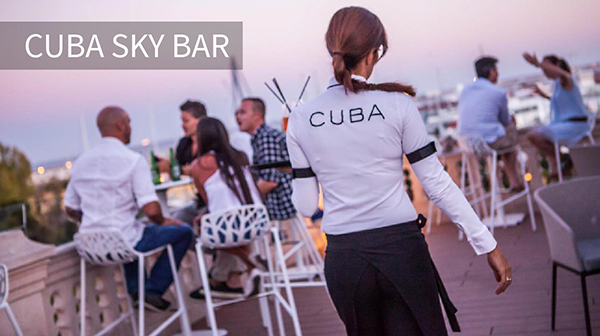 Cuba Sky Bar - Nightlife in Mallorca