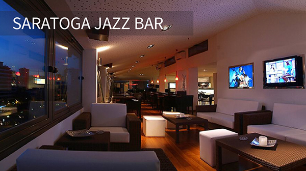 Saratoga Jazz Bar